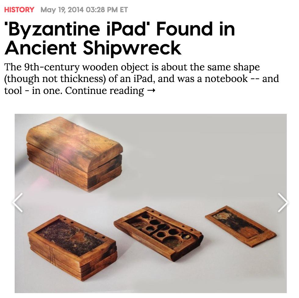byzantineipad