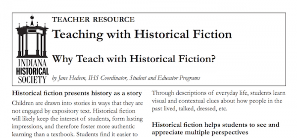 teachinghistfiction