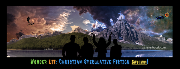 WonderLit: Christian Speculative Fiction Giveaway