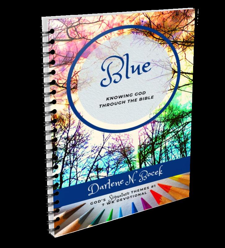 The Gem Bible Study Method, Blue